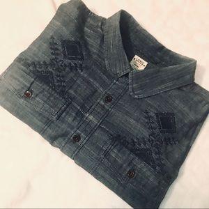 Vans Denim Shirt for Men